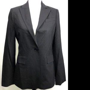BCBG Maxazria Black Long Blazer Size SMALL